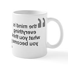 Mirror Quote - Buddha Mug