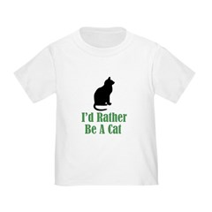 Rather Be a Cat T