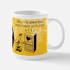 Shih Tzu Resistance is Futile! Mug