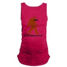 Stachesquatch Maternity Tank Top