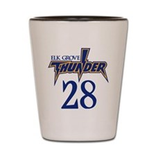 thunder 28 Shot Glass