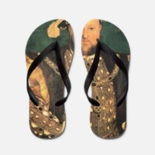 Hans Holbein the Younger Henry VIII Flip Flops