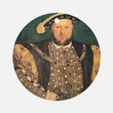 Hans Holbein the Younger Henry VIII Round Ornament