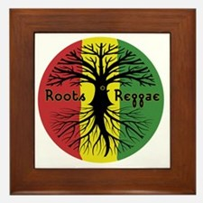 Roots Reggae Designs-3 Framed Tile