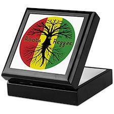 Roots Reggae Designs-3 Keepsake Box