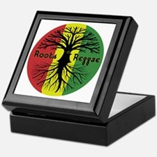 Roots Reggae Designs-3 Keepsake Box