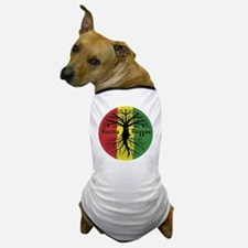 Roots Reggae Designs-3 Dog T-Shirt