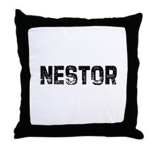 Nestor Throw Pillow