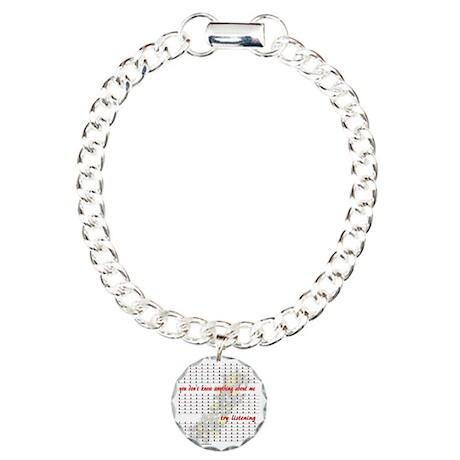 Anything Charm Bracelet, One Charm