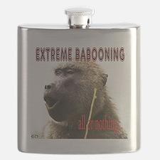 Extreme Babooning Flask