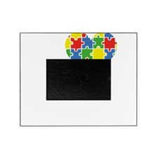 loveAutisticBrother1B Picture Frame