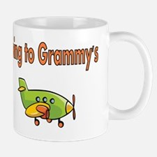 Going to Grammys  with Airplane Mug