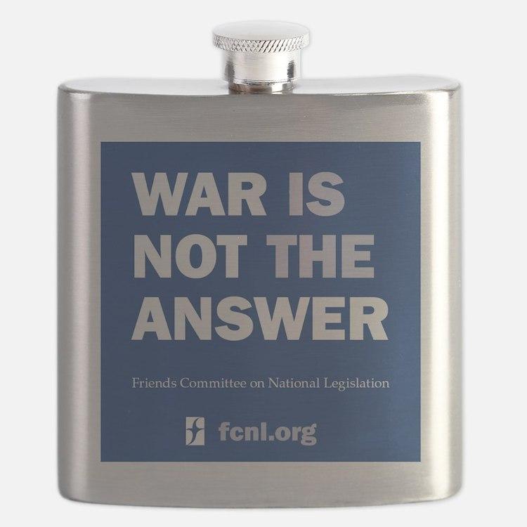 Sticker Flask