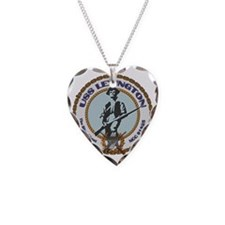 USS Lexington Necklace
