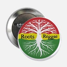"Roots Reggae 2.25"" Button"