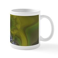 Green Goblin Abstract Fractal Mug