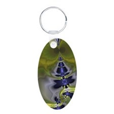 Green Goblin Abstract Fract Keychains