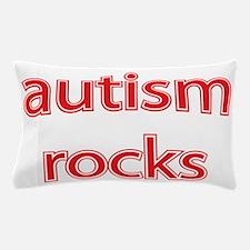 Autism rocks Pillow Case