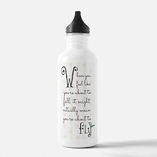 When you feel like you Water Bottle
