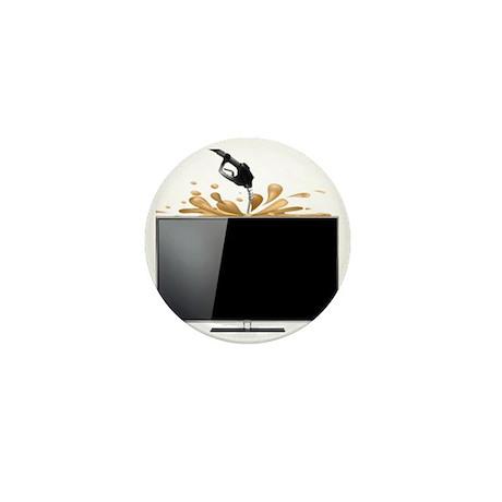 Fuelling your Desktop! Mini Button