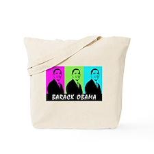 Obama Pop Art Tote Bag