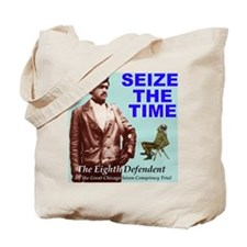 Seize the Time: The Eighth Defendant Tote Bag