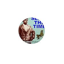 Seize the Time: The Eighth Defendant Mini Button