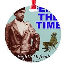 Seize the Time: The Eighth Defendan Ornament