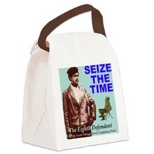 Seize the Time: The Eighth Defend Canvas Lunch Bag
