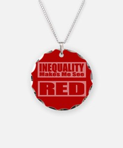 Marriage Equality Equal Sign Necklace
