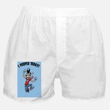 i-pooped-dog-CRD Boxer Shorts