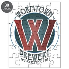 Wormtown_Color_Logo Puzzle