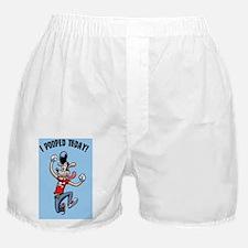 i-pooped-dog-STKR Boxer Shorts