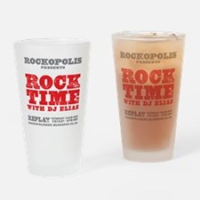 rocktime Drinking Glass