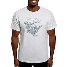 War midst the Heavens (The original  T-Shirt