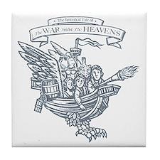 War midst the Heavens (The original S Tile Coaster