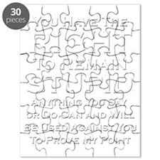 Right To Stupid Puzzle