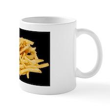 french fries large d Mug