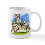 SCHNAUZER FAMILY Mug