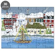 Annapolis Christmas Puzzle