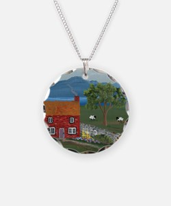 Dream Cottage Necklace