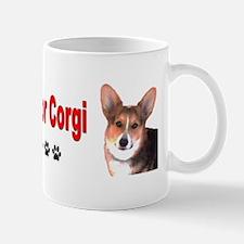 I Love my Tricolor Corgi Mug