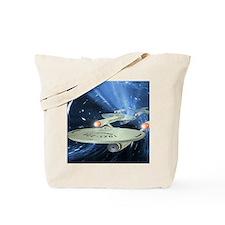 Star Trek Mouse Pad Tote Bag
