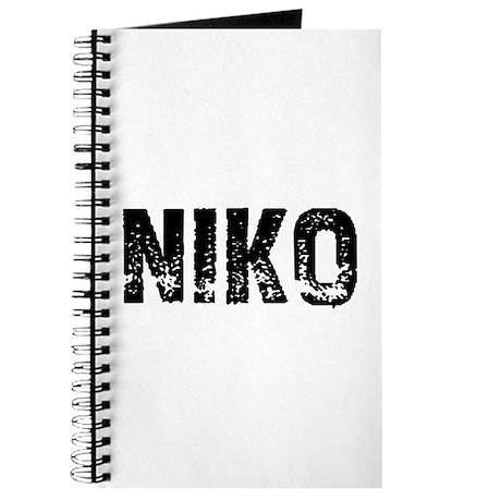 Niko Journal