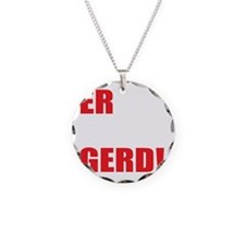 ER MAH GERD! for marriage eq Necklace