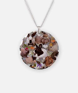 Happy Bunnies Necklace