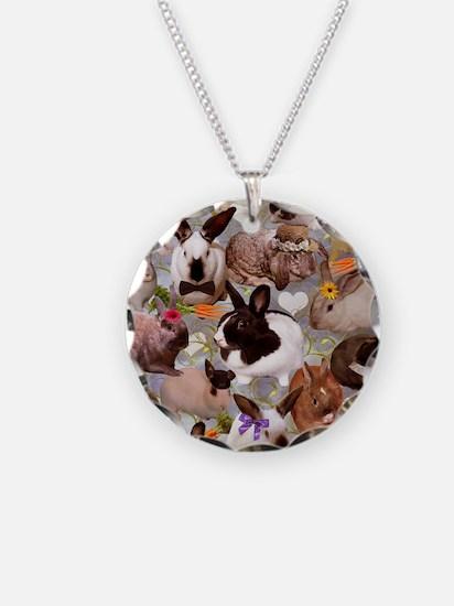 Happy Bunnies Necklace