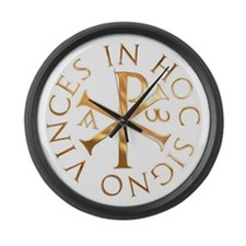 kiro005 Large Wall Clock