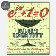 Euler's Identity : The Pure Taste Puzzle