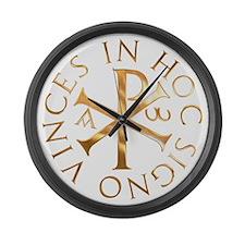 kiro005a Large Wall Clock